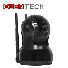 Ptz remote camera online shopping - OUERTECH Two way audio Night vision P Wireless Rotating Smart IP Camera support PTZ control remote access baby monitor