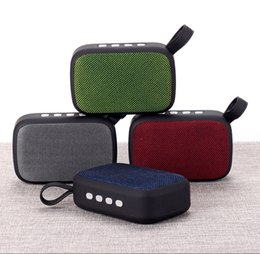Cheap Wireless Player NZ - Wireless Bluetooth Mini Speaker Subwoofer FM Radio Outdoor Picnic Party Beach Portable HiFi Speakers Cheap Good Quality Large Loud Sound