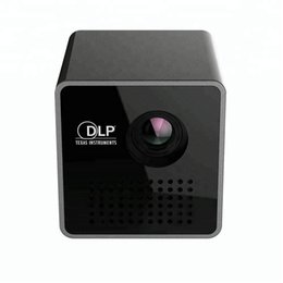 Proyector Wifi Australia - UNIC P1+Wifi Mini Projector Home Theater Cinema Wireless LED DLP Projector Portable Video Proyector Beamer Built-in Battery with TF slot