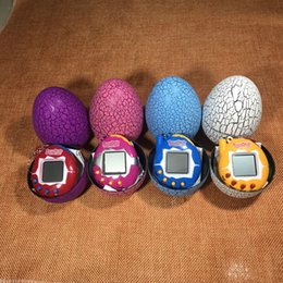 Discount old dinosaur toys - Dinosaur Egg Tamagotchi Virtual Digital Electronic Pet Game Machine Tamagochi Toy Game Handheld Mini Funny Virtual Pet M