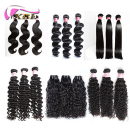 Discount peruvian remy hair styles - xblhair wet and wavy human hair remy human hair extensions within different hair style and free gift