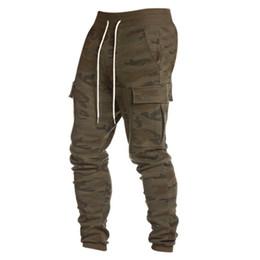 $enCountryForm.capitalKeyWord UK - Autumn Winter Men Harem Pants Camouflage Tactical Casual Sweatpants Tracksuit Big Pockets Fashion Cargo Trousers 3XL