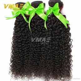 7a grade remy hair bundle 2019 - 7A Grade Indian Curly weaves Hair 3 Bundles Lot Natural Color Virgin Human Hair Virgin Brazilian Curly Hair extensions