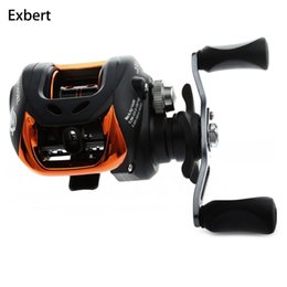 Carp Reels Bait NZ - 10+1BB Left Right Hand Baitcasting Fishing Reel 6.3:1 Bait Casting Fishing Wheel With Magnetic Brake Carp Carretilha Pesca AF103