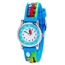 Watches Energetic 3d Anime Kids Watches Silicone Fashion Life Waterproof Children Quartz Watch Girls Boys Child Watch Baby Clock Relogio Feminino