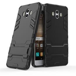 $enCountryForm.capitalKeyWord UK - For Huawei Nova 2s 2i 2 Lite Plus Case Mobile phone Cover Slim Armor Case Hybrid Combo Cover Luxury 2 in 1 Anti Shock Iron man