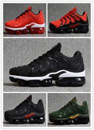 Wholesale AIR 2018 Vapormax TN Plus Mens Running Shoes Sales TOP Quality Original Cheap Air Tn KPU Femme Classic Outdoor Run Maxes Shoes A68 cheap price fake wiki cheap price visa payment Saz2a3GFgy