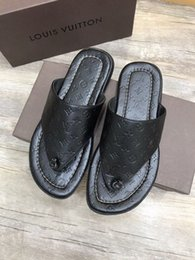 09416f57dc11 Black printed flip flops 207508 guan Men Dress Shoes BOOTS LOAFERS DRIVERS  BUCKLES SNEAKERS SANDALS