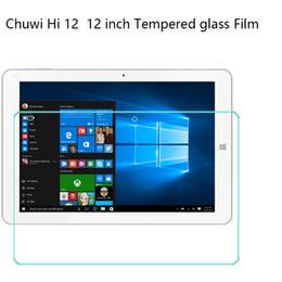 chuwi tablets 2019 - Chuwi Hi12 12 inch Tablet PC Tempered Glass Film discount chuwi tablets