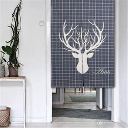 $enCountryForm.capitalKeyWord NZ - Modern Brief Style Window Curtain Hanging Partition Short Doors Drapes Bedroom Bathroom Cloth Anti Mosquito Net New Arrival 32sja2 ZZ