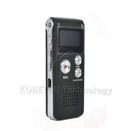 Digital Audio Player 1gb Australia - kebidumei 2018 Voice Recorder 8GB Mini USB Flash Digital Audio Voice Recorder 650Hr Dictaphone MP3 Player