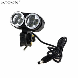 $enCountryForm.capitalKeyWord UK - JAROWN bicycle lamp bike light 10000LM 6 x XM-L T6 LED Bicycle Light 3 Modes with 6x18650 8.4v 10800mAh Battery Pack + Charger
