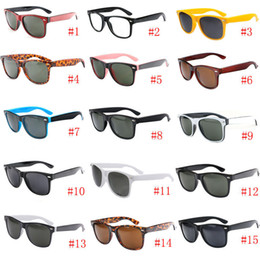 Discount wholesale sun glasses - Popular Brand Designer Sunglasses for Men and Women Outdoor Sport Glass Lenses Sunglasses Sun Shades Sunglasses Women Gl