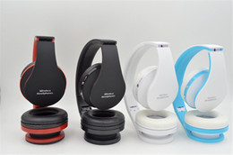 $enCountryForm.capitalKeyWord Australia - Best-selling NX-8252 Foldable wireless headphone bluetooth headphone headset sports running stereo Bluetooth V3.0+EDR with retail packaging