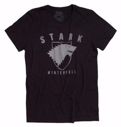 $enCountryForm.capitalKeyWord UK - Game Of Thrones STARK OF WINTERFELL Direwolf T-Shirt NWT Licensed & Official