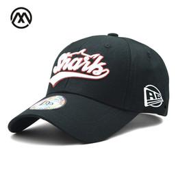 506f24c1bed Letter Baseball Caps Shaik Embroidery Letter Black Sun Hat Solid For Women  Men Adjustable Visor Summer Truck driver cap bone
