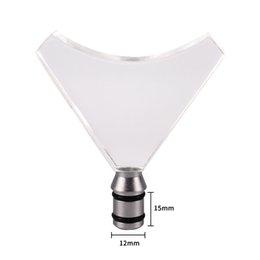 Стоматологическая ускоритель Светодиодная насадка для отбеливания подходят отверждения беспроводная лампа 10мм/12мм