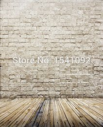 backgrounds studios digital printed 2019 - Photography Background Photo wood floor vinyl Digital Printing cloth backdrops for studio free shipping CM5674 discount
