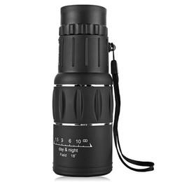 $enCountryForm.capitalKeyWord Australia - 16X52 HD Monocular Telescope Dual Focusing Adjustment Binocular Spotting Scope for Hunting Watching Bird with Mobile Phone Clip
