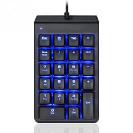 $enCountryForm.capitalKeyWord Australia - Mechanical Numeric Keypad Wired Backlight Keyboard 22 Keys USB Mini Numpad Switch keypad