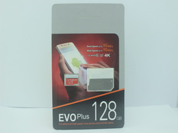 Tf flash memory online shopping - new version EVO PIUS Micro sd TF Memory Card C10 Flash SDHC SD Adapter SDXC Package GB GB GB High speed download