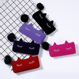 Chinese  5 Color Pen Case Key Chain For Girls Popular Iphone 6 Case Llavero Cartoon Pencil Porte Clef Estuche Marvel Cute Key Chain manufacturers