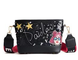 $enCountryForm.capitalKeyWord Canada - 2018 Make Up Bag Modern girl PU material Women's Fashion Lady's Handbags Cosmetic Bags Cute Casual Travel Bags Fullprint Makeup Bags & Cases