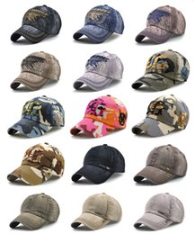 fallen hats Australia - New Designer Baseball Caps for Spring Fall High Quality Camo Trucker Hat Brand Strapback Cap Embroidery Popular Cap 100% Cotton Leisure Caps