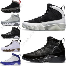 b871254a0bc92b 2018 Cheap New 9 men basketball shoes space Jam Anthracite Barons The  Spirit doernbecher 2010 release countdown pack Athletics Sneakers