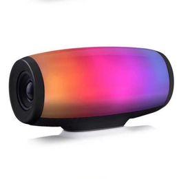 $enCountryForm.capitalKeyWord UK - Seven color bluetooth speaker portable wireless speaker LED light stereo subwoofer speaker support USB TF FM millet