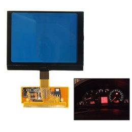 China Wholesale-1 PCS Car Accessories For VDO LCD Cluster Speedometer Display Screen A3 A4 A6 supplier lcd screens for cars suppliers