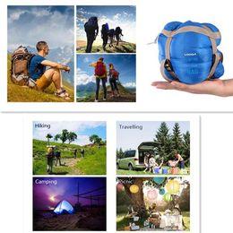 $enCountryForm.capitalKeyWord Australia - 2018 LIXADA 190 * 75cm Envelope Sleeping Bag Camping Outdoor Mini Sleeping Bags Ultralight Multifunction Travel Bag Hiking LW180