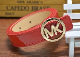 Vente chaude 2018 Nouveau designer de marque enfants PU ceintures en cuir enfants garçons filles Lettre boucle métallique ceinture mode loisirs ceinture en Solde