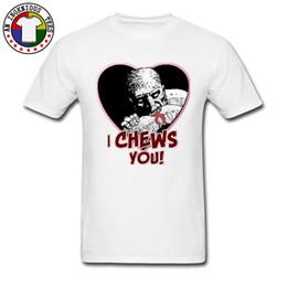 e9e0b6a04 Men's Love T-shirts The Walking Dead Zombie Customized Tops Tees Cotton O  Neck Short Sleeve Casual Tee-Shirt Summer Fall
