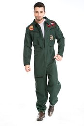 Cops Costumes UK - Popular sales plane Captain Firefighter rolepaly policeman uniform Theme costume cop bobby halloween cosplay one set coats pants handcuffs
