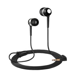 Iphone II online shopping - CX300 II In Ear Headphones Precision Bass Driven Canal Earbuds Noise Isolating Deep Bass Black Silver With Retail Box