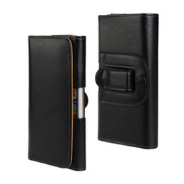 Cases for Cubot online shopping - for Cubot Max Universal Belt Clip PU Leather Waist Holder Flip Pouch Case for Cubot Max