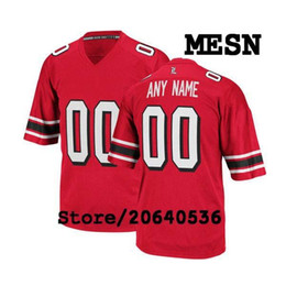 Football Cardinals Canada - Cheap Custom Louisville Cardinals College jersey Mens Women Youth Kids Personalized Any number of any name Stitched White Football jerseys