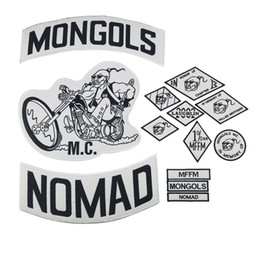 Motorcycle Club Back Patches NZ | Buy New Motorcycle Club Back
