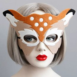 $enCountryForm.capitalKeyWord Australia - the dance party features a half-face cute deer mask for men and women,duult children's masks