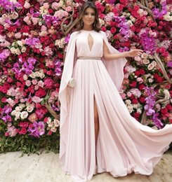 dba223b513 Pale Pink Maternity Dresses NZ - Pale Pink Party Dresses Evening Wear With  Wrap Back A