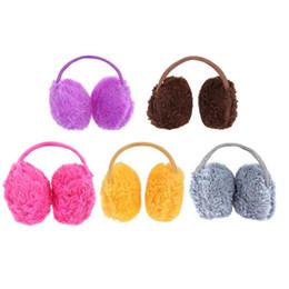 $enCountryForm.capitalKeyWord UK - Cute Fashion Simple Unisex Soft Multicolor Warm Earmuffs Ear Cover Gift