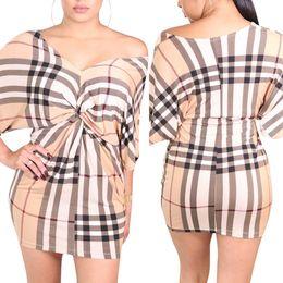abbf12ddc3 Falda combinada femenina Sexy vestido de impresión tubo superior con cuello  en V de sección corta