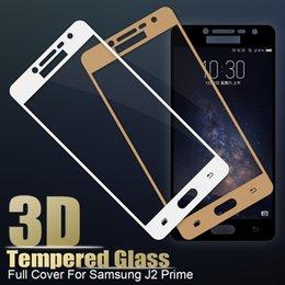 Опт 3D полный крышка закаленное стекло для Samsung Галактики J5, в нашей стране J2 в главе J7 см-G532 G570 g610 в Премьер-стекло 9H анти-разбить полный защитная пленка
