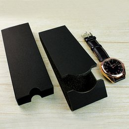 Discount lightweight watches - 10Pcs Lot New Fashion Simple Style Design Folding Watch paper Boxes Lightweight Factory Outlets forleather watches Gift