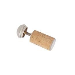 China Wholesale-Good Quality Flute Stopper Plug Brass Screw Headjoint Cork Flute Head Cap Screw Cap Set Woodwind Instruments supplier saxophone mouthpiece wholesale suppliers