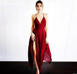 96bacbf60f7 2018 new summer ebay fast selling European and American foreign trade  women s dress dress fashion party
