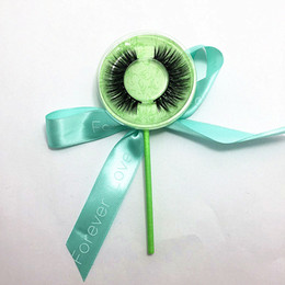 long lower eyelashes Australia - Seashine Lollipop Mint Green Low Price wholesale Price 3d False fur Lashes Deft Design Hand Made Eyelashes For Free Shipping