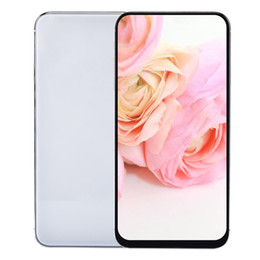 Wifi cameras pro online shopping - Face ID Goophone Pro Max inch All Screen Wireless Charge G WCDMA Quad Core MTK6580 GB GB Android Dual Nano Sim Card GPS Smartphone