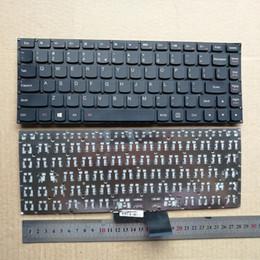 США новый ноутбук клавиатура для Lenovo U330P U330T U430 U430P английский черный